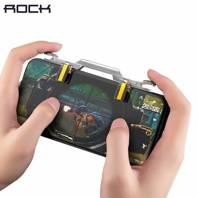 ROCK Shooting Game Controller For Mobile Phone