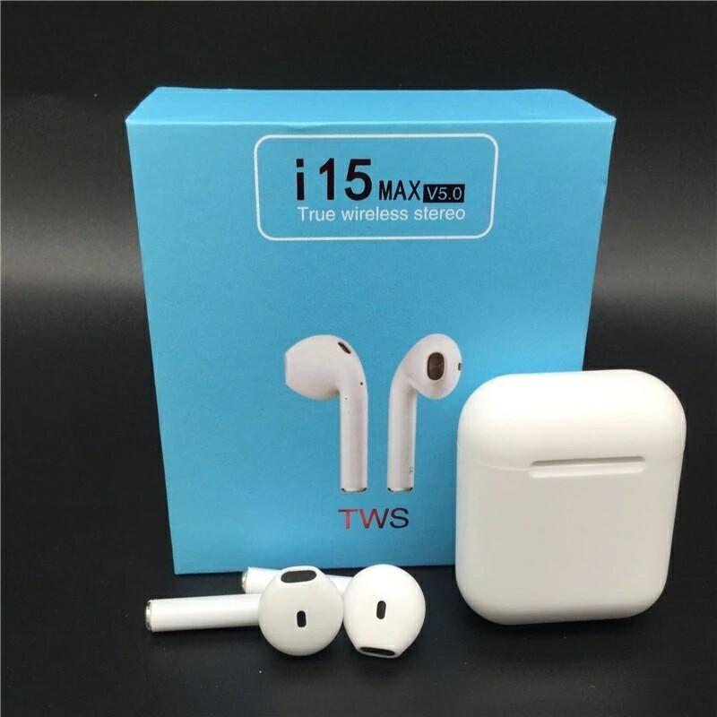i15 TWS Wireless Bluetooth Headset