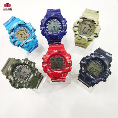 Digital Analog Sport Watches (5 pcs)