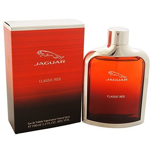 Classic Red By Jaguar For Men -Eau de Toilette, 100ml
