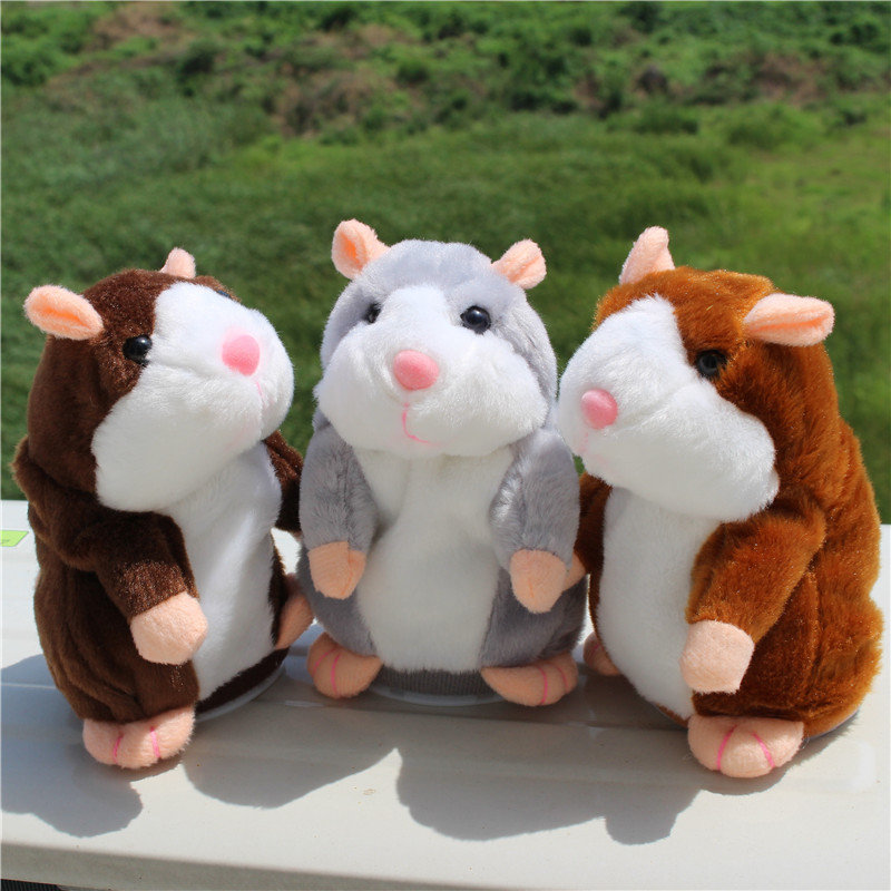 High Quality Talking Hamster Toy- The Perfect Baby Gift