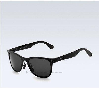 VEITHDIA Brand Aluminum Square Polarized Sun Glasses - VT2140