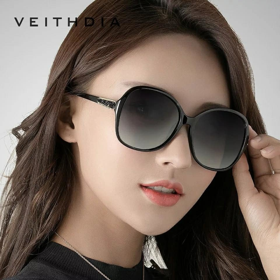 VEITHDIA Vintage Women Polarized Sunglasses - VT3025