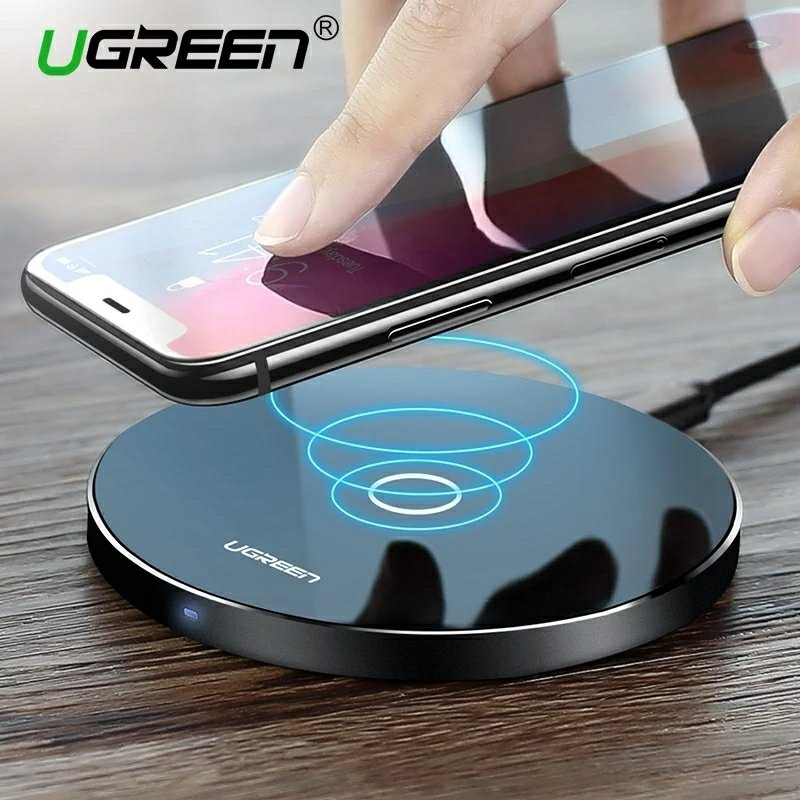 Ugreen Fast Qi Wireless Charger - 5V/2A