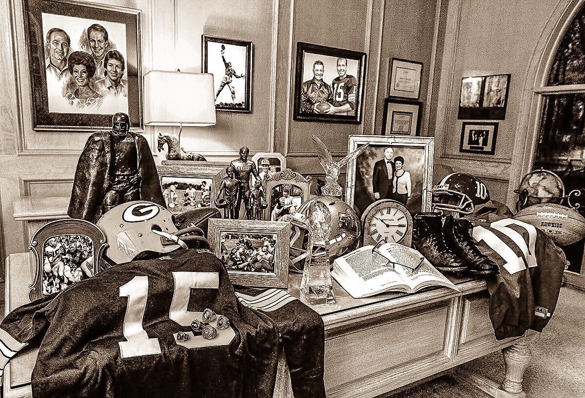 Forever Bart | Bart Starr Limited Edition Print