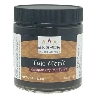 Tuk Meric - Kampot Pepper Sauce