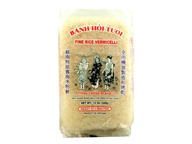 Fine Rice Vermicelli squares - 12oz