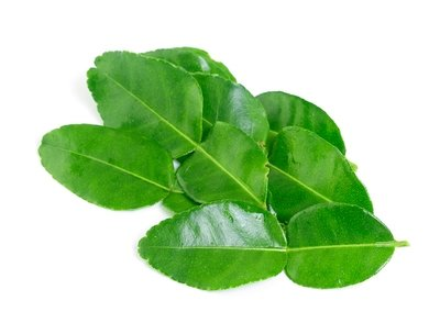 Fresh Organic Makrut Lime Leaves - 0.5 oz