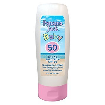 PANAMA JACK BABY SUNSCREEN LOTION SPF 50