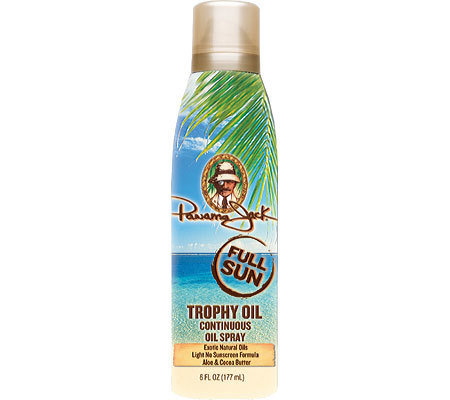 PANAMA JACK TROPHY OIL CONTINUOUS SPRAY