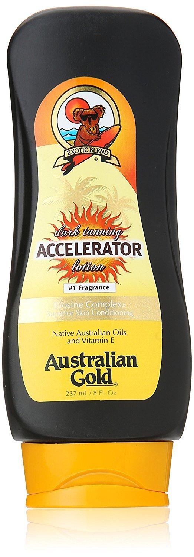 AUSTRALIAN GOLD DARK TANNING ACCELERATOR LOTION