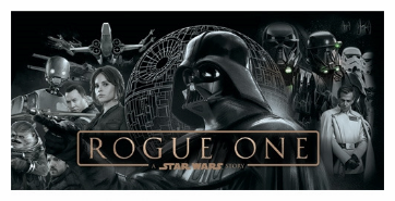"Star Wars "" Rogue One "" Beach Towel"