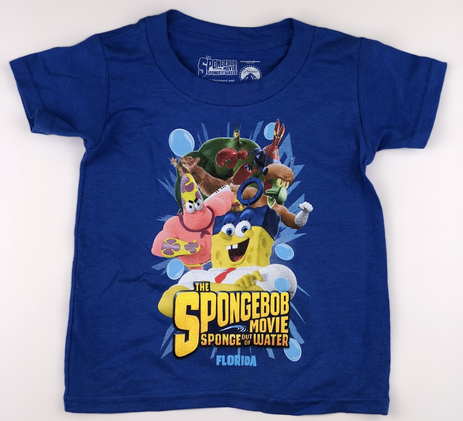"""The Spongebob Movie - Sponge Out Of The Water """" Florida """""""