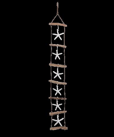 """Strand-5 White Knobby Starfish 48"""""""