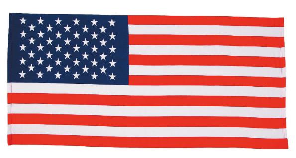 USA FLAG TOWEL