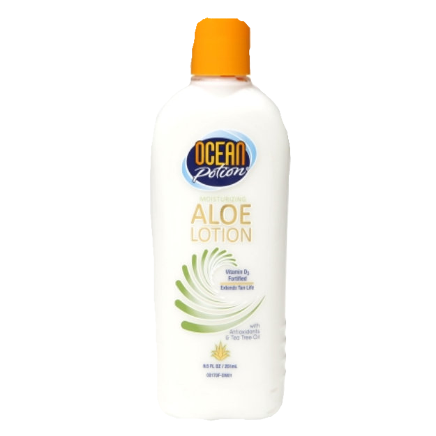 Ocean Potion After Sun With Aloe