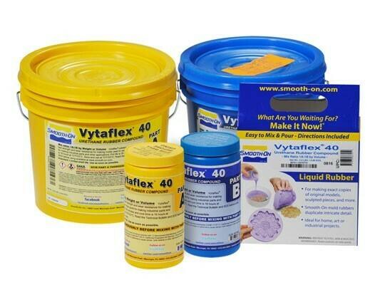 Полиуретан для форм VytaFlex 40