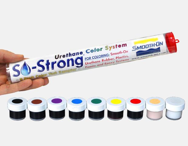 Красители для полиуретанов SO-Strong