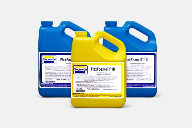 Мягкий пенополиуретан FlexFOAM-iT! III