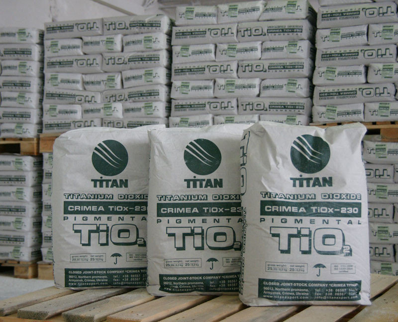 Диоксид титана CRIMEA TiOx 230