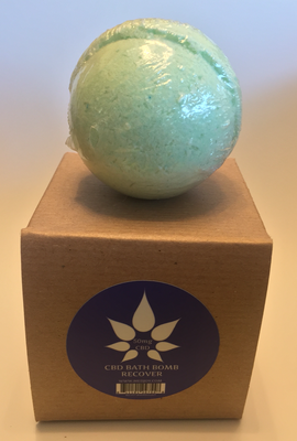 50mg CBD Bath Bombs (Recover)
