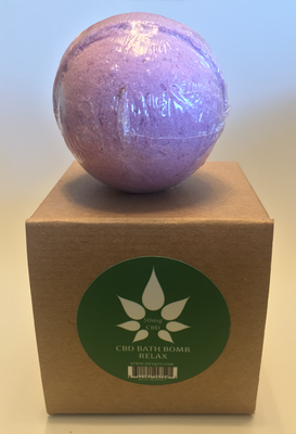 50mg CBD Bath Bombs (Relax)