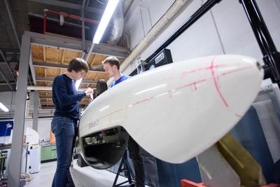 Aerospace (UWE Bristol - Yüksek Lisans)