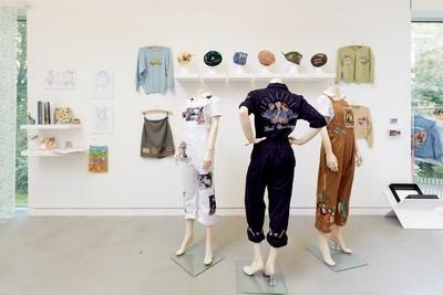 Fashion Textiles (UWE Bristol - Lisans)