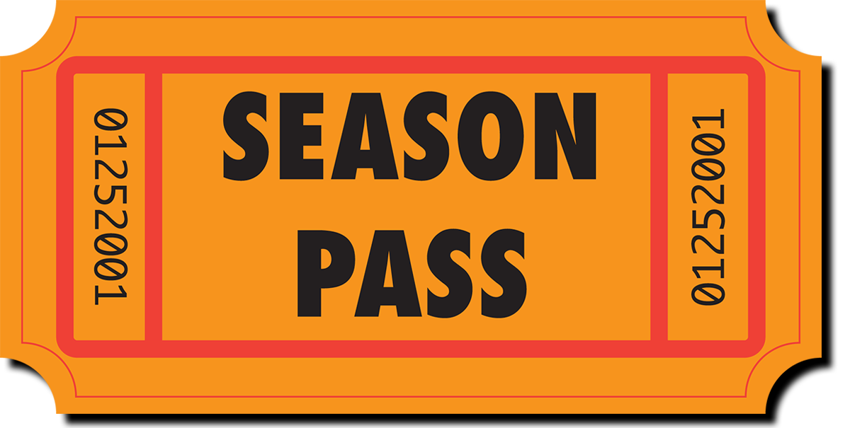 Season Pass Campsite - RV - Water & Electric (15 amp) 00042