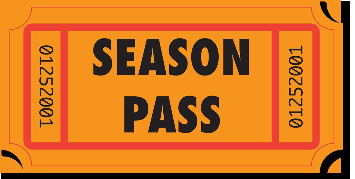 Season Pass - Senior (65+) 00028