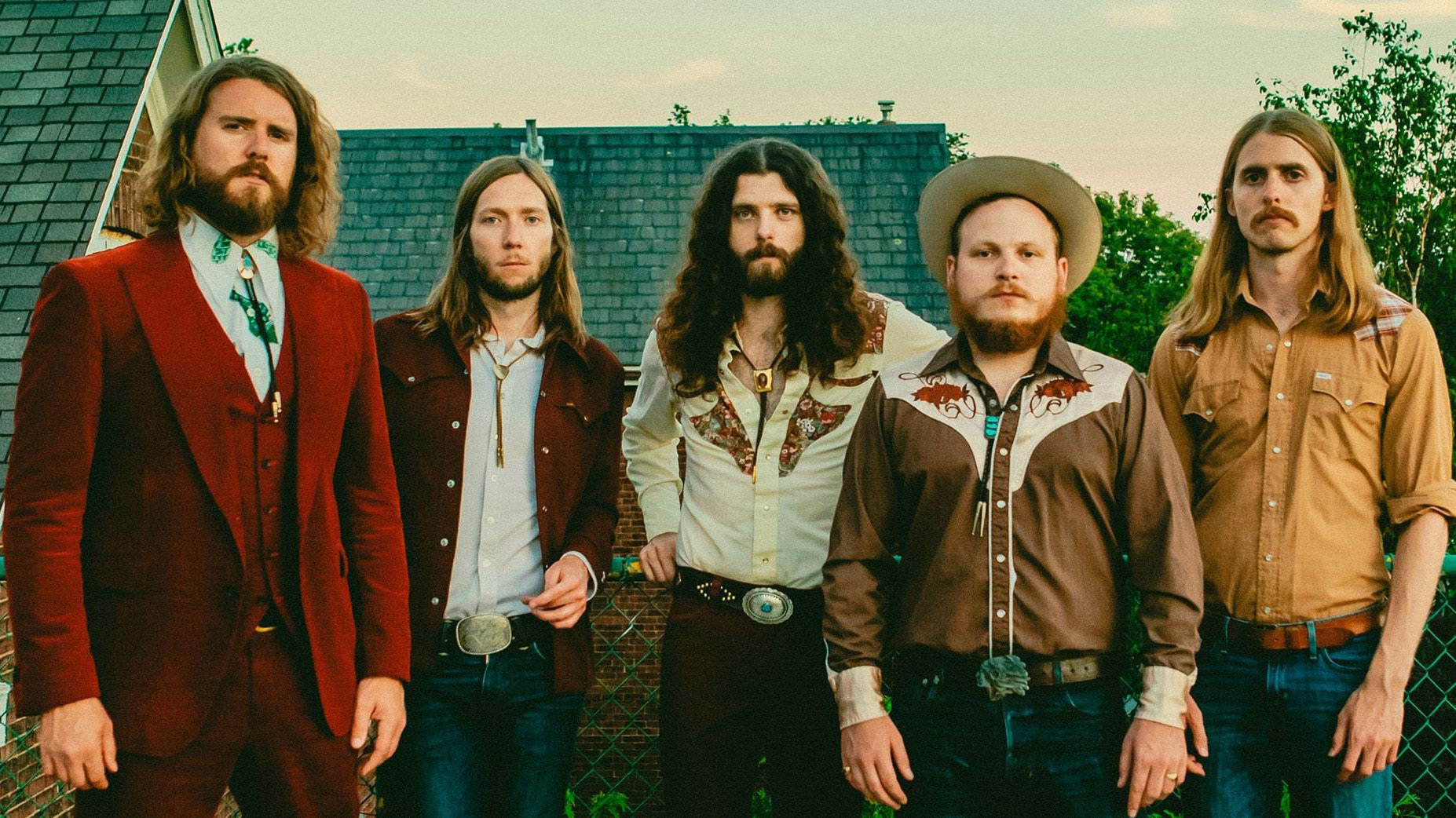 The Sheepdogs with special guest Texas King (July 13) 00091