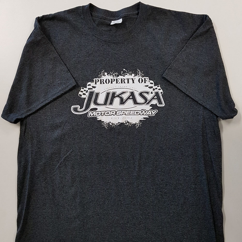 Property of JMS T-Shirt, Short Sleeve 00096