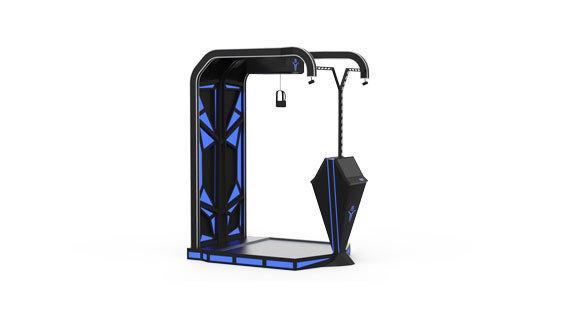 Virtual reality stand