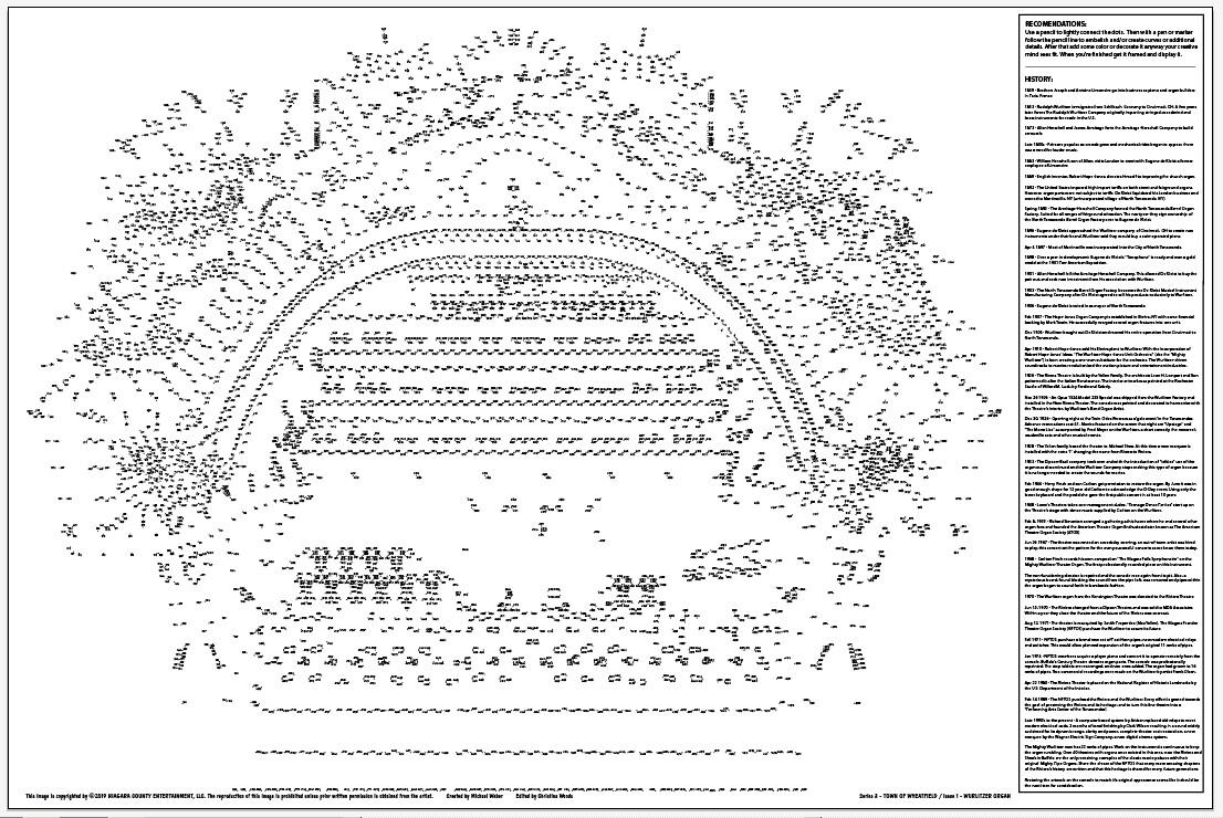 The Mighty Wurlitzer Organ
