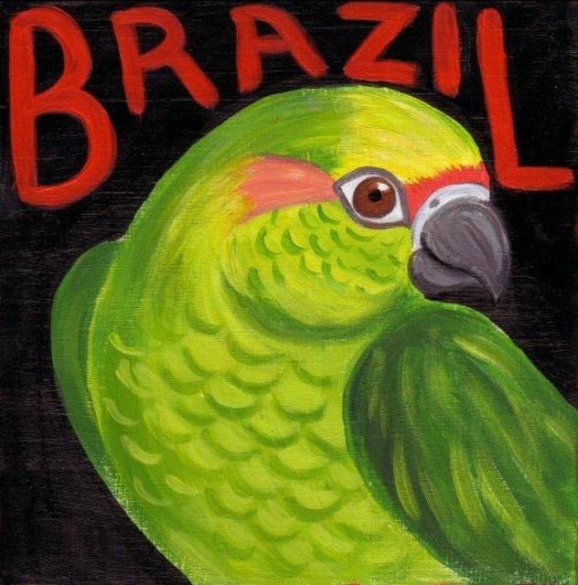 Brazillian Cerrado 00008