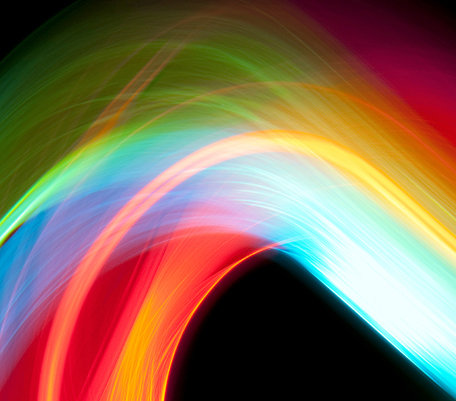 Shimmering Colors of Light - Portal 6
