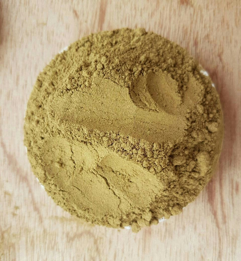 1 KG White Dragon Powder (From Extract Quality Leaf)