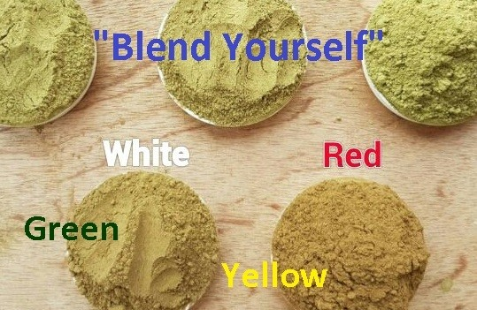 "1 KG ""Blend Yourself"" Powder"