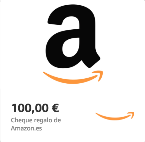 Amazon.es €100 Gift Card (Email Delivery)