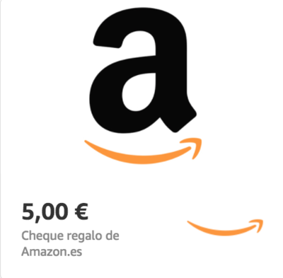Amazon.es €5 Gift Card (Email Delivery)