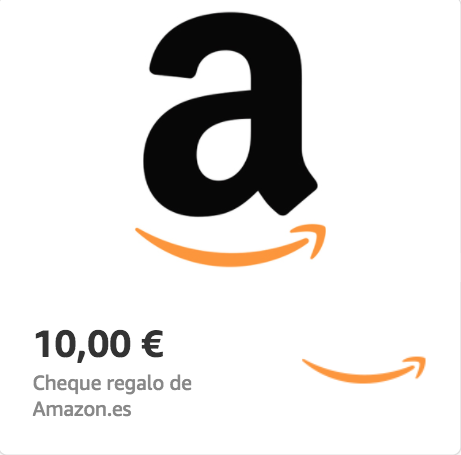 Amazon.es €10 Gift Card (Email Delivery)