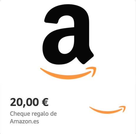 Amazon.es €20 Gift Card (Email Delivery)