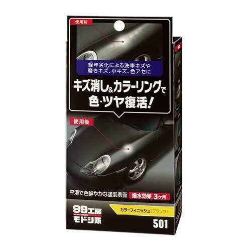 Soft99 Color Finish Black