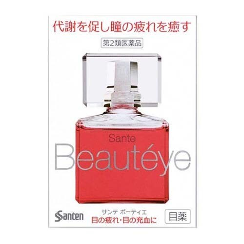 Santen Beauteye Eye Drops