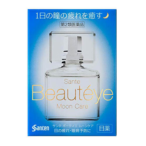 Глазные капли Santen Beauteye Moon Care