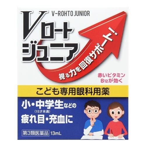 Rohto Junior Eye Drops