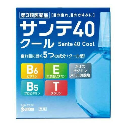 Sante 40 Cool Eye Drops
