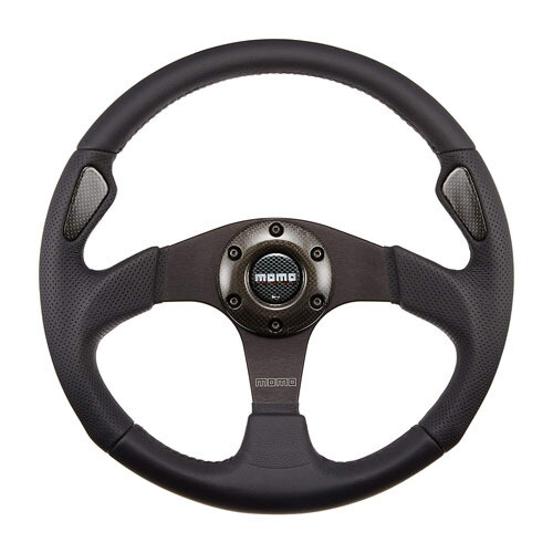 Steering Wheel Momo Racing Jet 35 Pie BK J – 2