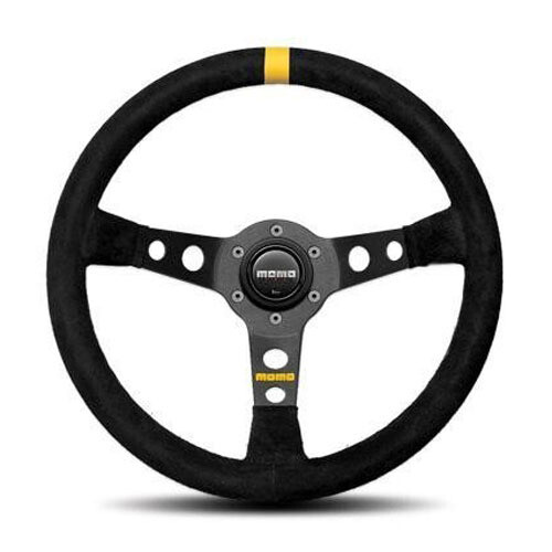 Steering Wheel  Momo Mod. 07 35 Pie BK/Suede Medium – 42