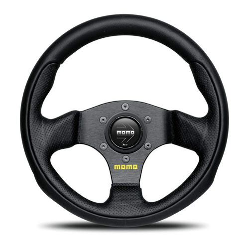 Steering Wheel Momo Racing 28 Pie BK T– 1001